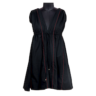 Free fall dress Black
