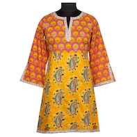 Paisley sunrise dress